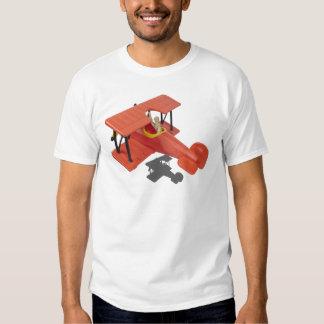 FlyingBiPlane110510 Tee Shirt