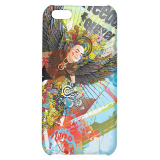 FlyingFawazO iPhone4 Case Cover For iPhone 5C