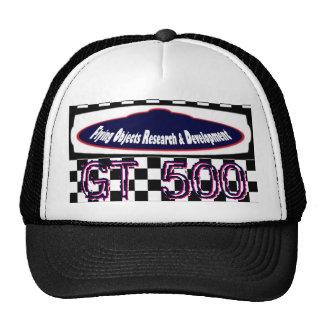 FlyingObjectsResearchAndDevelopment.com GT 500 Trucker Hat