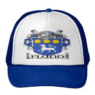 Flynn Coat of Arms Cap Mesh Hat