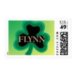 Flynn Family Name Postage