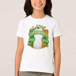 Flynn Irish Shield T-Shirt