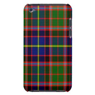 Flynn Scottish Tartan iPod Touch Case