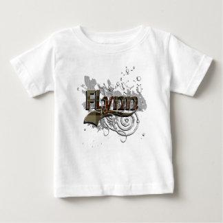 Flynn Tartan Grunge Baby T-Shirt