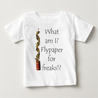 Flypaper for Freaks Baby T-Shirt