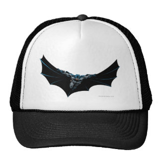 Flys de Batman con el cabo grande Gorras De Camionero