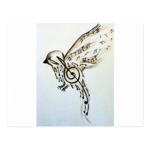 Flys de la música postal