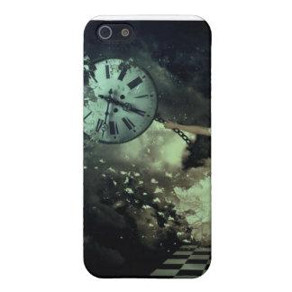 Flys del tiempo cerca iPhone 5 carcasas