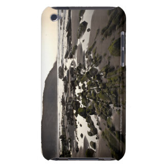 Flysch en la costa de Deba, Guipuzcoa, vasco Case-Mate iPod Touch Cobertura