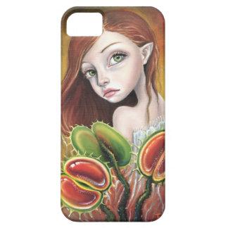 Flytrap Child iPhone 5 Cases