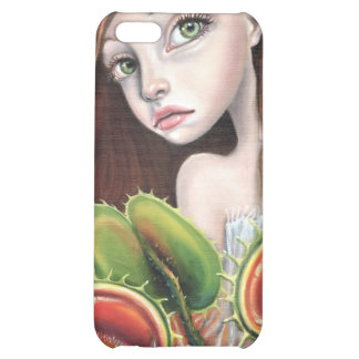 Flytrap Child iPhone 5C Covers
