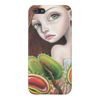 Flytrap Child iPhone 5 Covers