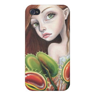 Flytrap Child Cases For iPhone 4