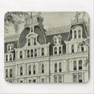 FM Brown & Co Mouse Pad