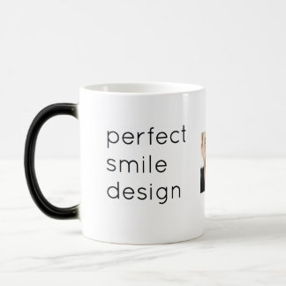 FM Esthetic Design Magic Mug