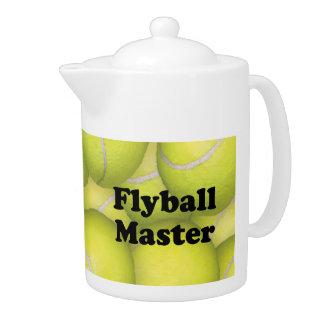 FM, Flyball Master 5,000 Teapot