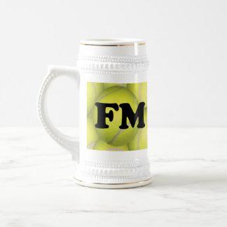 FM, Flyball Master Beer Stein Mugs