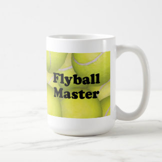 FM, Flyball Master Classic White Mug