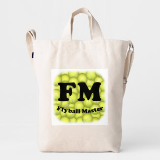 FM, Flyball Master Duck Bag