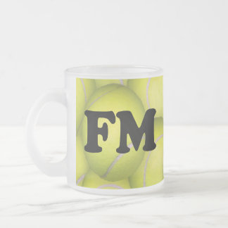 FM, Flyball Master Frosted Coffee Mug