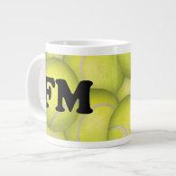 FM, Flyball Master Jumbo Mug