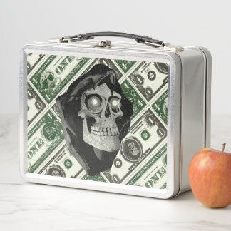 FM RESERVER NOTE METAL LUNCHBOX