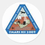 FMARS 2009 Sticker