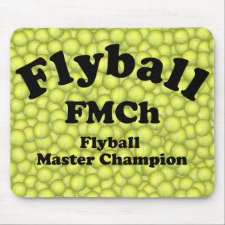 FMCh, Flyball Master Champion 15,000 Points Mouse Pad