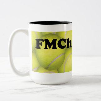 FMCh, Flyball Master Champion Two-tone Mug