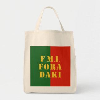 FMI Fora Daqui Tote Bag