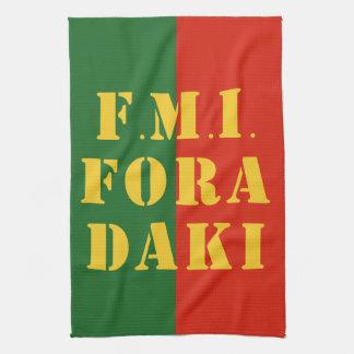 FMI Fora Daqui Towel