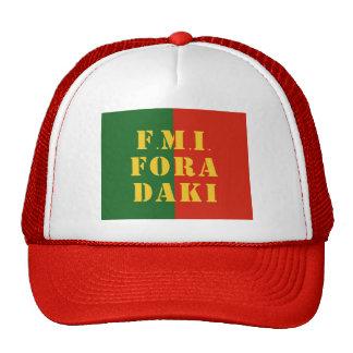 FMI Fora Daqui Trucker Hat