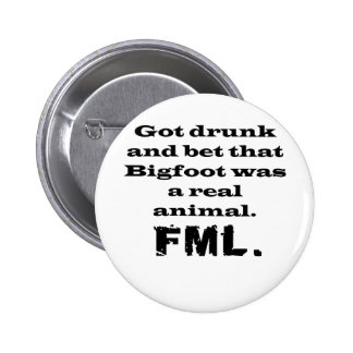 FML Bigfoot Pin