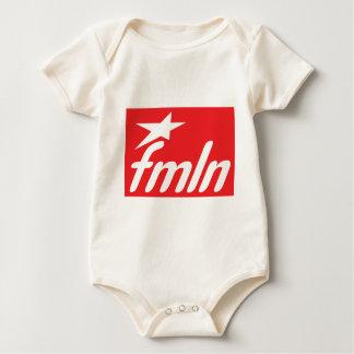 fmln El Salvador Trajes De Bebé