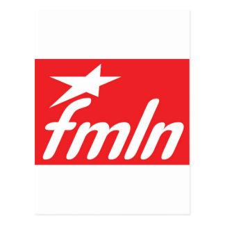 fmln El Salvador Tarjetas Postales