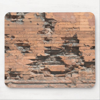 fMousepad with Brick Wall Texture Mouse Pads