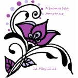 FMS Awareness 2015 Acrylic Cut Outs