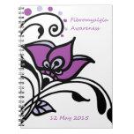 FMS Awareness 2015 Spiral Notebooks