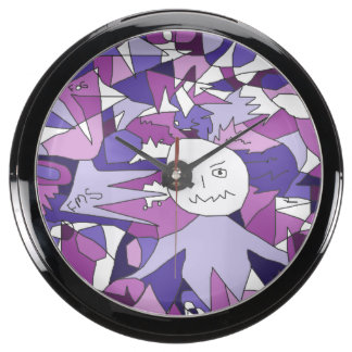 FMS Confusion Aquavista Clocks