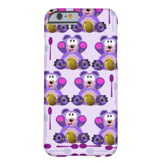 FMS Honey Bear with Spoons Barely There iPhone 6 Case