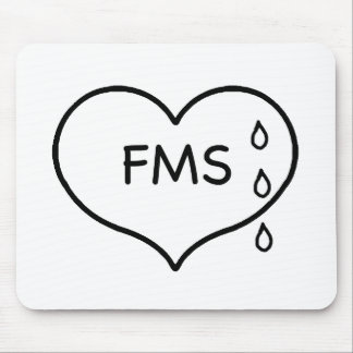 FMS Humaneness Campaign Mouse Pad