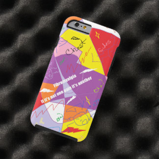 FMS: If It's Not One Pain It's Another Tough iPhone 6 Case