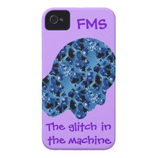 FMS: La interferencia en la máquina iPhone 4 Fundas