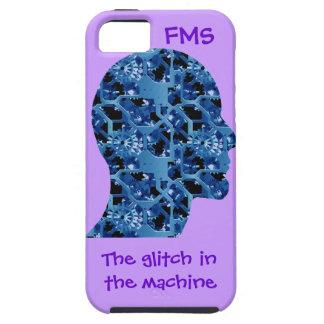 FMS: La interferencia en la máquina iPhone 5 Case-Mate Cobertura