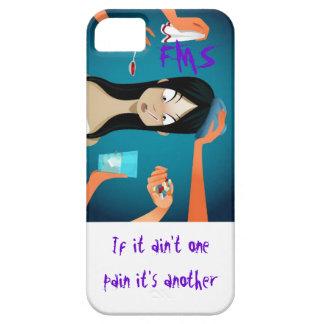 FMS: Si no es un dolor es otro iPhone 5 Case-Mate Fundas