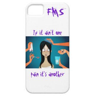 FMS: Si no es un dolor es otro Funda Para iPhone 5 Barely There