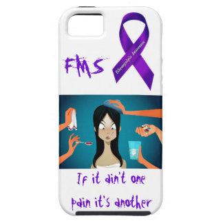 FMS: Si no es un dolor es otro Funda Para iPhone 5 Tough