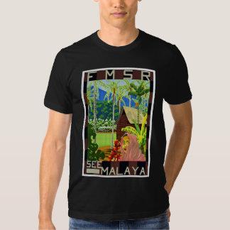FMSR See Malaya T Shirt