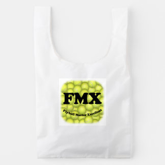 FMX, Flyball Master Excellent 10,000 Points Reusable Bag