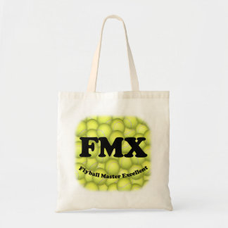 FMX, Flyball Master Excellent Budget Tote